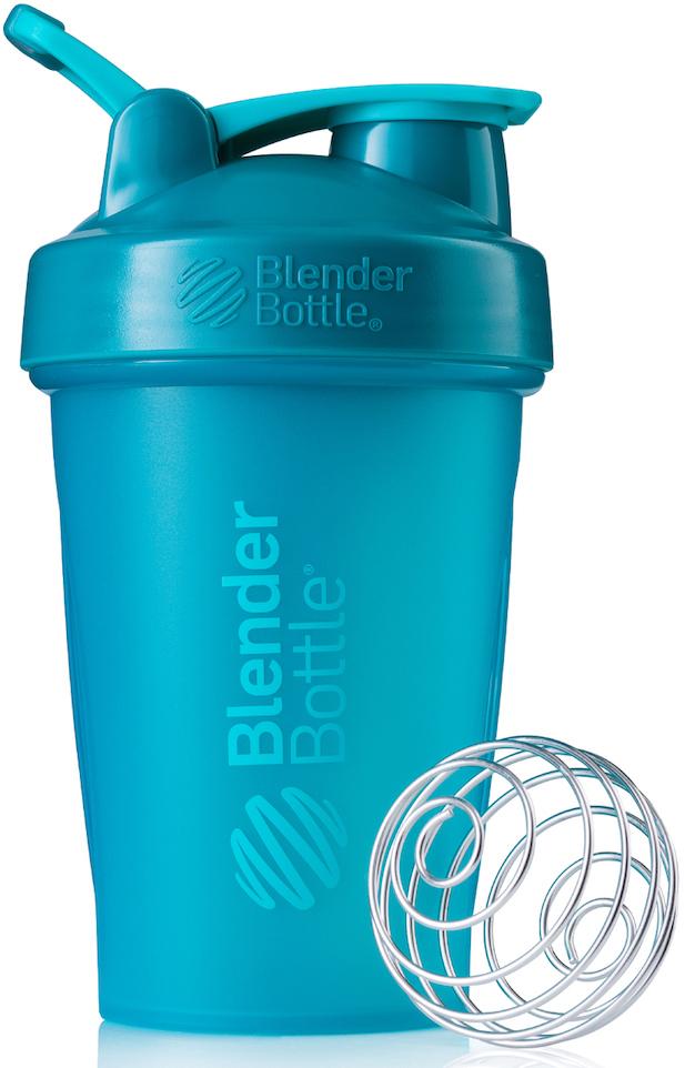 Шейкер спортивный BlenderBottle  Classic Full Color , цвет: голубой, 591 мл - Шейкеры и бутылки