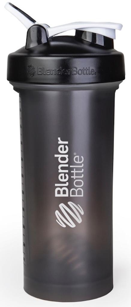 Шейкер спортивный BlenderBottle Pro45 Full Color, цвет: черный, 1,33 л шейкер blenderbottle pro45 full color 1330ml grey crimson bb pr45 fcgp