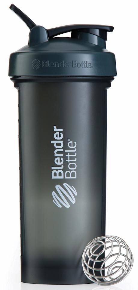 Шейкер спортивный BlenderBottle Pro45 Full Color, цвет: серый, белый, 1,33 лBB-PR45-FCGWСмешивайте гейнеры, заменители пищи и подобные продукты, требующие большого объема, в самом большом шейкере BlenderBottle на сегодняшний день. Pro45 рожден быть лучшим среди больших: новый мощный стальной металлический шарик 12-Gauge BlenderBall, тяжелее обычного BlenderBall на 50%, абсолютно круглое донышко без краев внутри, и ошеломляющая вместительность - 1330 мл!Круглое донышко без краев внутри позволяет шарику BlenderBall перемешать каждый грамм продукта и не оставить шанса комочкам. Забыли сначала налить воду? Не переживайте. Комочков не будет.- 12-Gauge BlenderBall на 50% тяжелее обычного BlenderBall для перемешивания самых густых коктейлей. Ваш напиток всегда будет однородным и вкусным.- Огромная вместительность 1330 мл подходит для смешивания любых гейнеров. Или возьмите с собой воды на целый день!- Широкое горлышко не позволит насыпать гейнер, протеин или заменитель пищи мимо.- Внутри Pro45 полностью можно разместить контейнеры BlenderBottle ProStak Expansion Pak – экономьте место в вашей сумке.Особенности:- Новый запатентованный 12-Gauge BlenderBall- 100% герметичный шейкер- Огромная емкость - 1330мл!- Широкое горлышко- Шкала в миллилитрах и унциях- Можно мыть в посудомоечной машине - Круглое основание внутри для максимального смешивания всех ингредиентов- Носик защищен от прикосновений для гигиены питья- Безопасный пластик не содержит бисфенол (BPA, BPS и другие) и фталаты