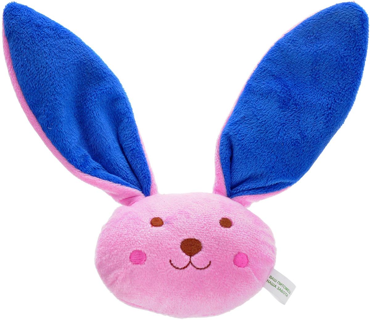 Игрушка для животных GLG Большие Ушки. Заяц, 24 х 16 х 5 см игрушка для животных каскад удочка с микки маусом 47 см
