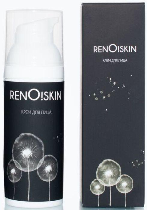 Renoskin Крем для лица, 50 мл4631137694532Крем для лица Renoskin содержит инновационный пептидный комплекс, который снимает раздражение, зуд и шелушение кожи и позволяет восстановить кожу лица после проведениякосметологических процедур, снимает отечность. Кожа приобретает свежий, отдохнувший вид.Активные компоненты системы ухода Активный лифтинг:Пептид-171 – восстанавливает микроциркуляцию крови в капиллярах, насыщая кожу питательными веществами и кислородом, устраняет отеки, обладает лифтинговым эффектом, разглаживает морщины, способствует улучшению цвета лица.Полипептид-18 – активирует деление собственных стволовых клеток, запускает механизм клеточного обновления, является мощным иммуномодулятором, защищает кожу от воздействия различных факторов окружающей среды (ультрафиолетовых лучей, мороза или ветра).Экстракты ромашки и череды – устраняют припухлости вокруг глаз, успокаивают поврежденную кожу.