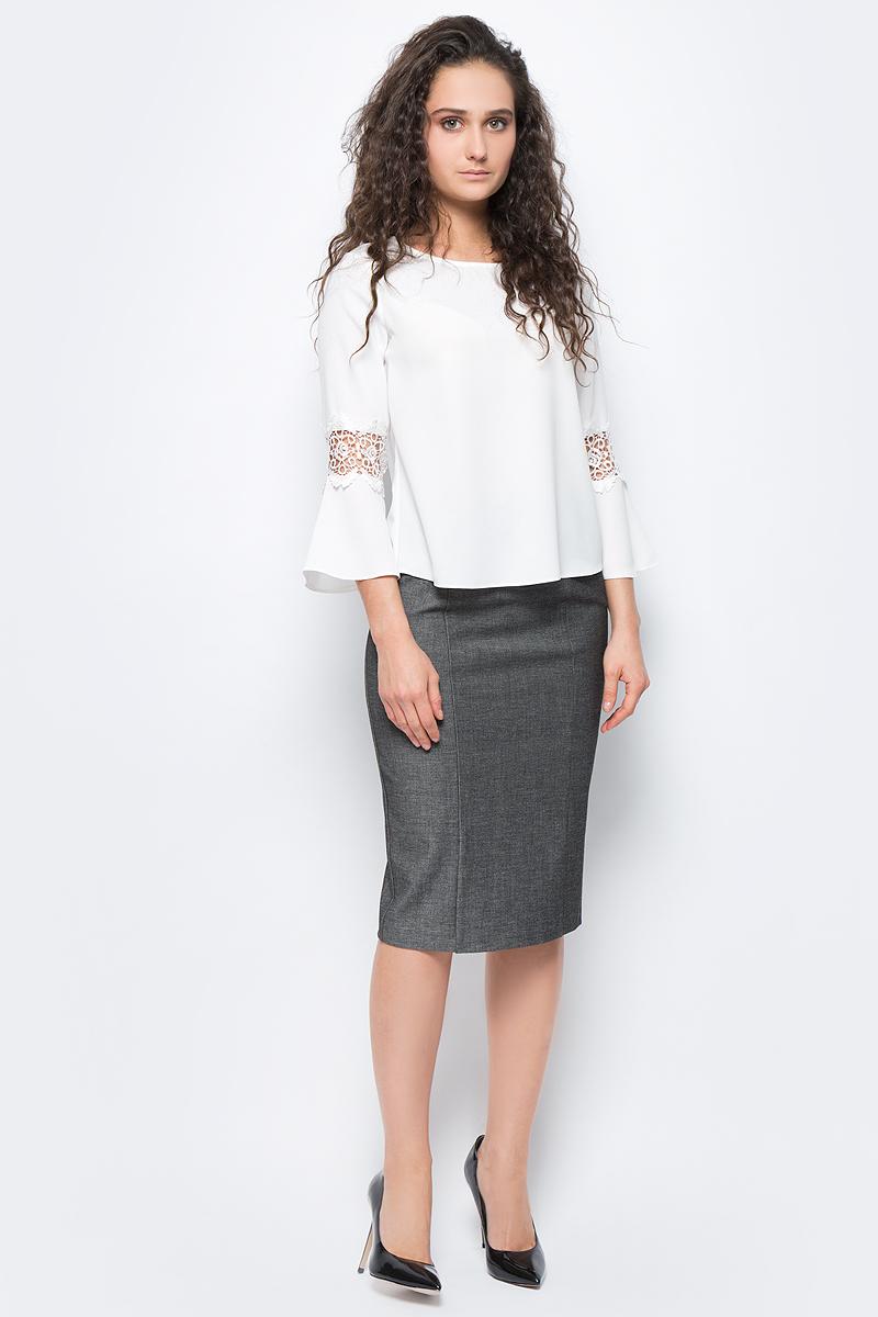 Блузка женская adL, цвет: бежевый. 11532069000_019. Размер L (46/48)11532069000_019