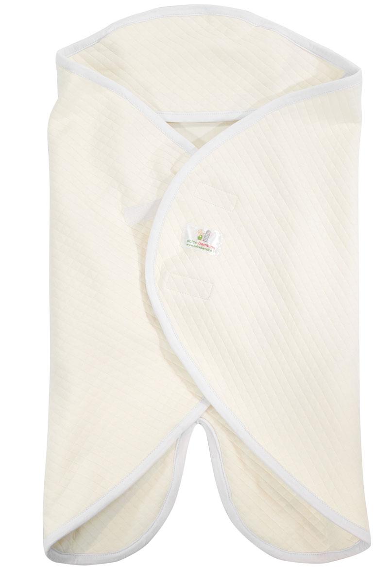 Dolce Bambino Конверт-одеяло универсальный Dolce Blanket цвет бежевый - Детский текстиль