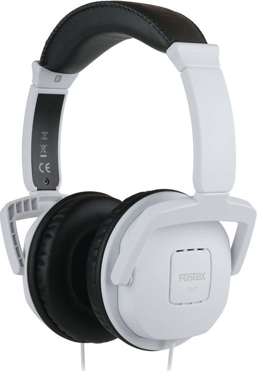 Fostex TH7, White наушники fostex t50