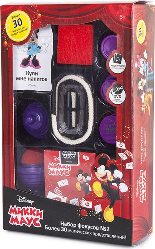 Disney Набор для фокусов Mickey Mouse 30 фокусов