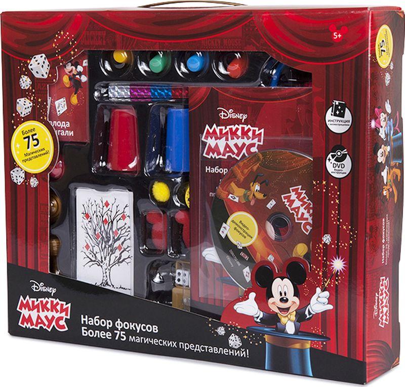 Disney Набор для фокусов Mickey Mouse 75 фокусов