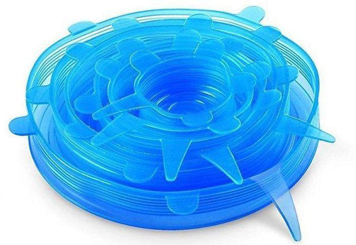 Пищевая силиконовая крышка для хранения изготовлена из высококачественного силикона. Забудьте пищевую пленку, пакеты или долгий поиск подходящей крышки, используйте силиконовые крышки, чтобы закрыть почти любую емкость: банки, чашки, миски, тарелки. Вы также можете использовать их для овощей или фруктов, чтобы сохранить срез от засыхания.Толстый пищевой силиконовый сплав прослужит долго и не будет рваться или деформироваться; может использоваться снова и снова. Эти силиконовые крышки могут растягиваться почти на 30% от их первоначального размера, чтобы соответствовать любой форме емкости. Крышки в основном круглые, но также могут растягиваться, чтобы соответствовать другим формам (например, прямоугольник, квадрат, овал) и держать продукты свежими как можно дольше и, конечно же, благодаря им жидкости не будут проливаться. Силикон может выдерживать от 40°С до +230°С. Крышки могут быть использованы в микроволновой печи, духовке, посудомоечной машине и морозильной камере.