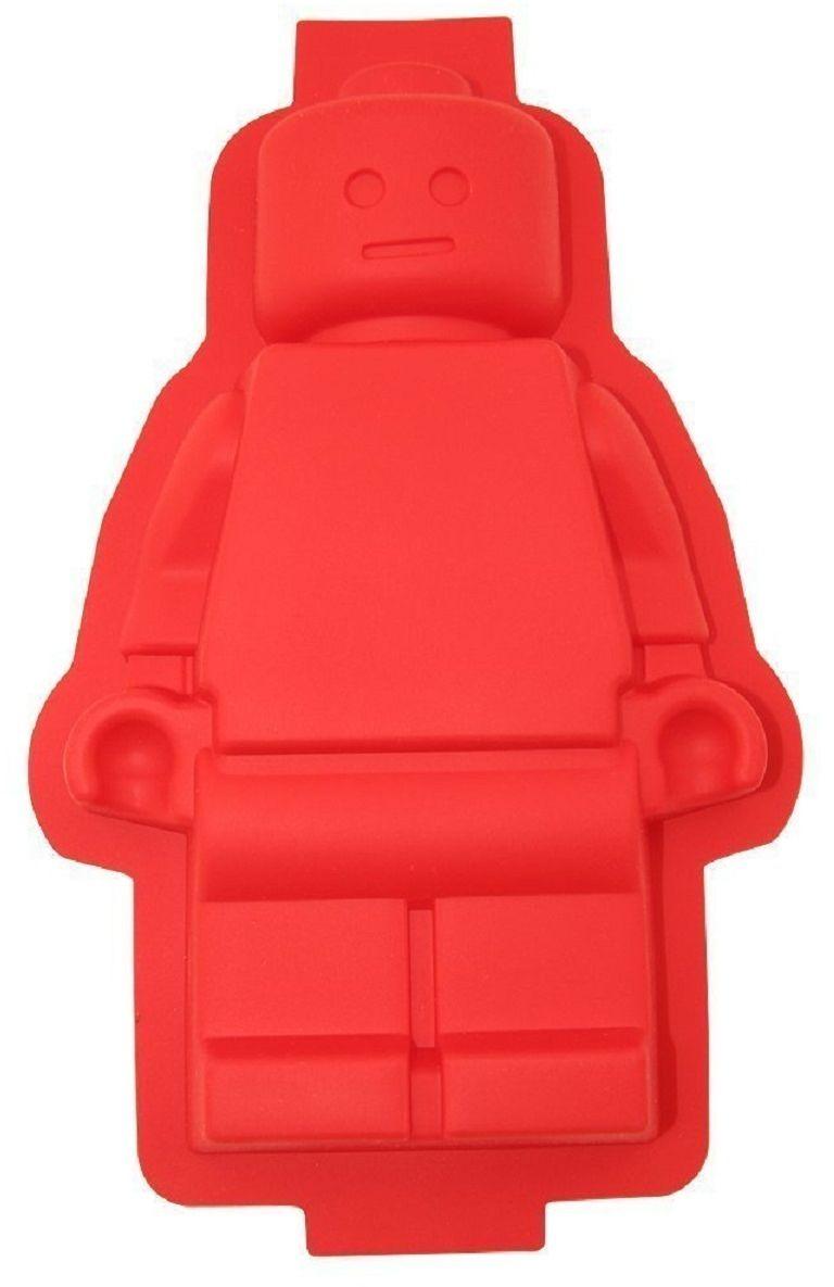 Форма для кекса Fidget Go Lego, цвет: красный, 29,5 х 20 х 4 см2212345678902Форма для кекса Fidget Go Lego выполнена из силикона. Эта силиконовая форма спроектирована и изготовлена с учетом горячих и холодных обработок, она может хорошо противостоять низкой и высокой температуре от -40°С до +230°С. Независимо от того, какие способы приготовления вы используете для него, силикон не проявит ни малейшего признака износа.Она безопасна для морозильной камеры, духовки, микроволновой печи и посудомоечной машины.Не требуется масло для предотвращения прилипания. Как выбрать форму для выпечки – статья на OZON Гид.