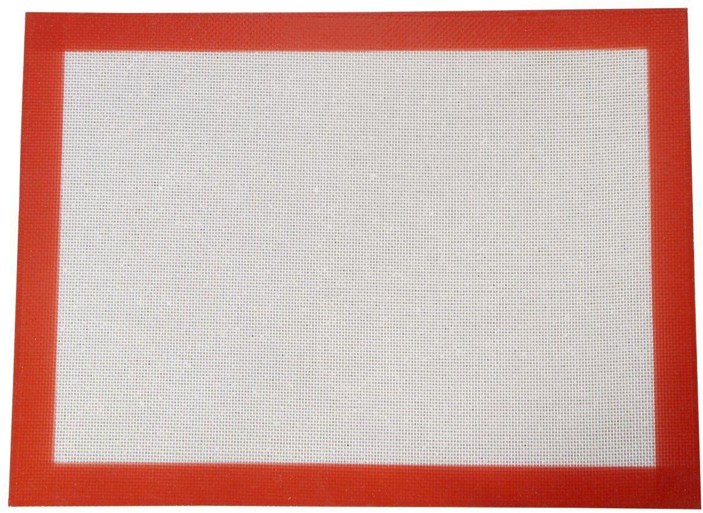 Коврик для выпекания FidgetGo, цвет: коричневый, 42 х 28 см2212345678918Премиумный материал: изготовлен из прочного термостойкого стекловолокна и силикона для пищевых продуктов, нетоксичен, не дает никакого дополнительного вкуса или запаха для вашей пищи, безопасен для использования.Гибкий мат для выпечки позволяет легко снимать пищу. Никакого лишнего жира, масла для противней. Вы приготовите здоровую пищу для вашей семьи.Термоустойчивость: Этот профессиональный коврик для выпечки может выдерживать температуру от -40 ? до 230 ?, и он может быть помещен в микроволновую печь, холодильник и духовой шкаф.Многоразовый и долговечный, может использоваться снова и снова, нет необходимости в пергаменте. Высокая гибкость гарантирует отсутствие деформации и разрушения. Прост в использовании, легко чистится и хранится.