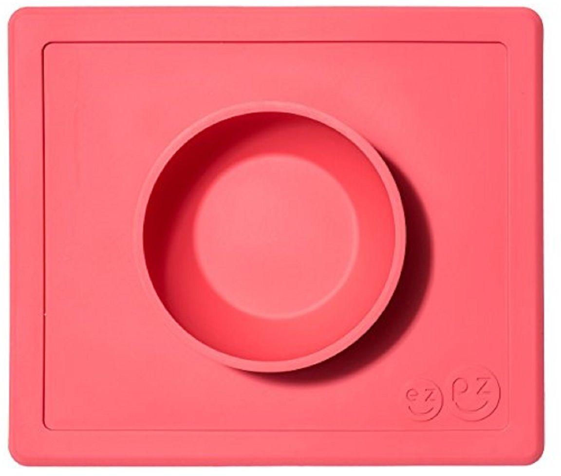 Тарелка глубокая FidgetGo, с подносом, цвет: красный, диаметр 17,5 см2212345678958Уникальная новинка, не имеющая аналогов на Российском рынке представляет собой тяжеленькую силиконовую поверхность, представляющую собой поднос (плэйсмат, пространство для игр) с тарелкой.Тарелка благодаря силиконовому дну прилипает к столу и другим равномерным поверхностям, предотвращая беспорядок на кухне. Недоеденная еда так и останется на тарелке или пространстве вокруг нее, не испачкав стол и кухню. Перевернуть тарелку также невозможно, что действительно помогает экономить мамин труд.Детская посуда изготовлена из качественного пищевого силикона, абсолютно гипоаллергенного и безопасного. Еще одной приятной особенностью силиконовых тарелок для детей является то, что их можно мыть в посудомоечной машинке, разогревать в микроволновой печи, что обычно не предусмотрено при использовании других детских тарелочек.Весёлая форма тарелки поднимет настроение вашему ребенку.