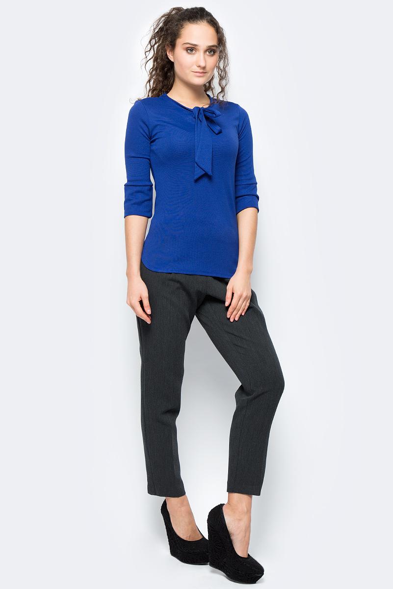 Блузка женская adL, цвет: синий. 11533252000_022. Размер XS (40/42) топ adl adl ad006ewijc96