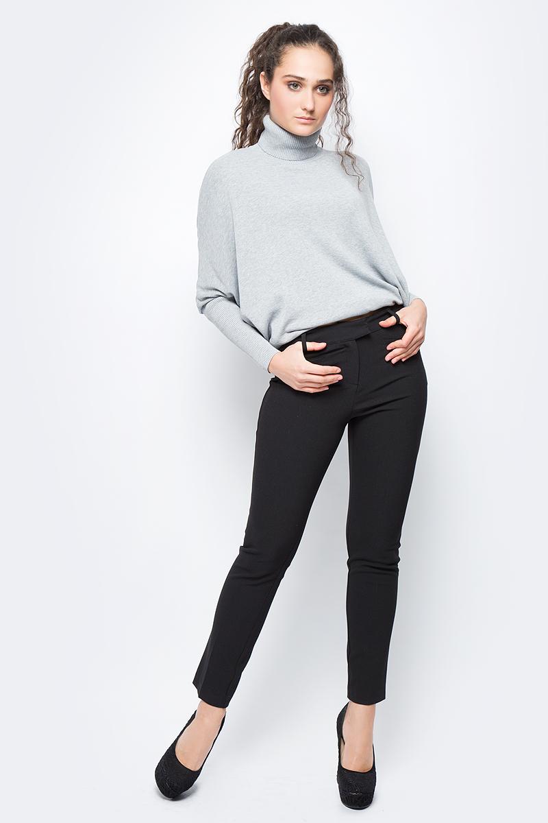 Брюки женские adL, цвет: черный. 15332330000_001. Размер M (44/46)15332330000_001