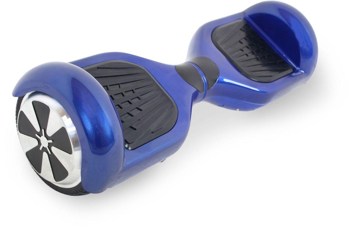 Гироскутер Smart Balance 6,5, цвет: синийSMART6BESmart Balance - гироскутер для тех, кто любит яркие поездки в сопровождении музыки! Благодаря размеру колес его удобно носить с собой. Гироскутер - оригинальное средство передвижения по городским улицам и парковым зонам. Также его часто используют для перемещения по крупным складским или промышленным помещениям. Устройство работает на мощном электрическом моторе, заряжается от сети. Оно безопасно для окружающей среды, не выбрасывает опасные соединения, работает бесшумно и без вибрации.Отличная идея для подарка, который точно понравится запомнится! В комплект входит сумка для хранения, а также зарядное устройство