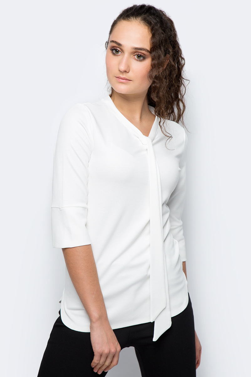 Блузка женская adL, цвет: бежевый. 11533252000_019. Размер XS (40/42)11533252000_019