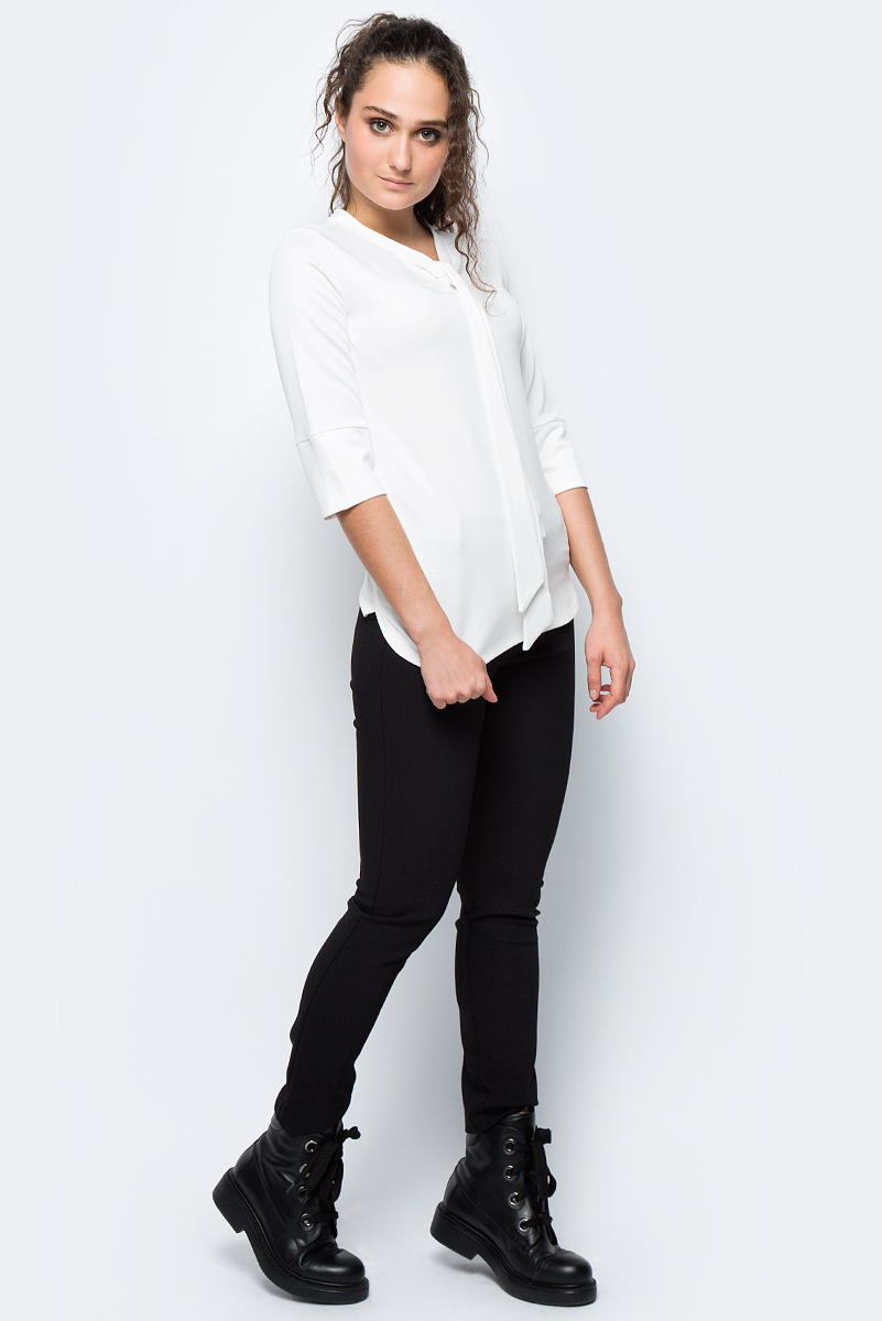 Блузка женская adL, цвет: бежевый. 11533252000_019. Размер M (44/46) топ adl adl ad006ewijc96