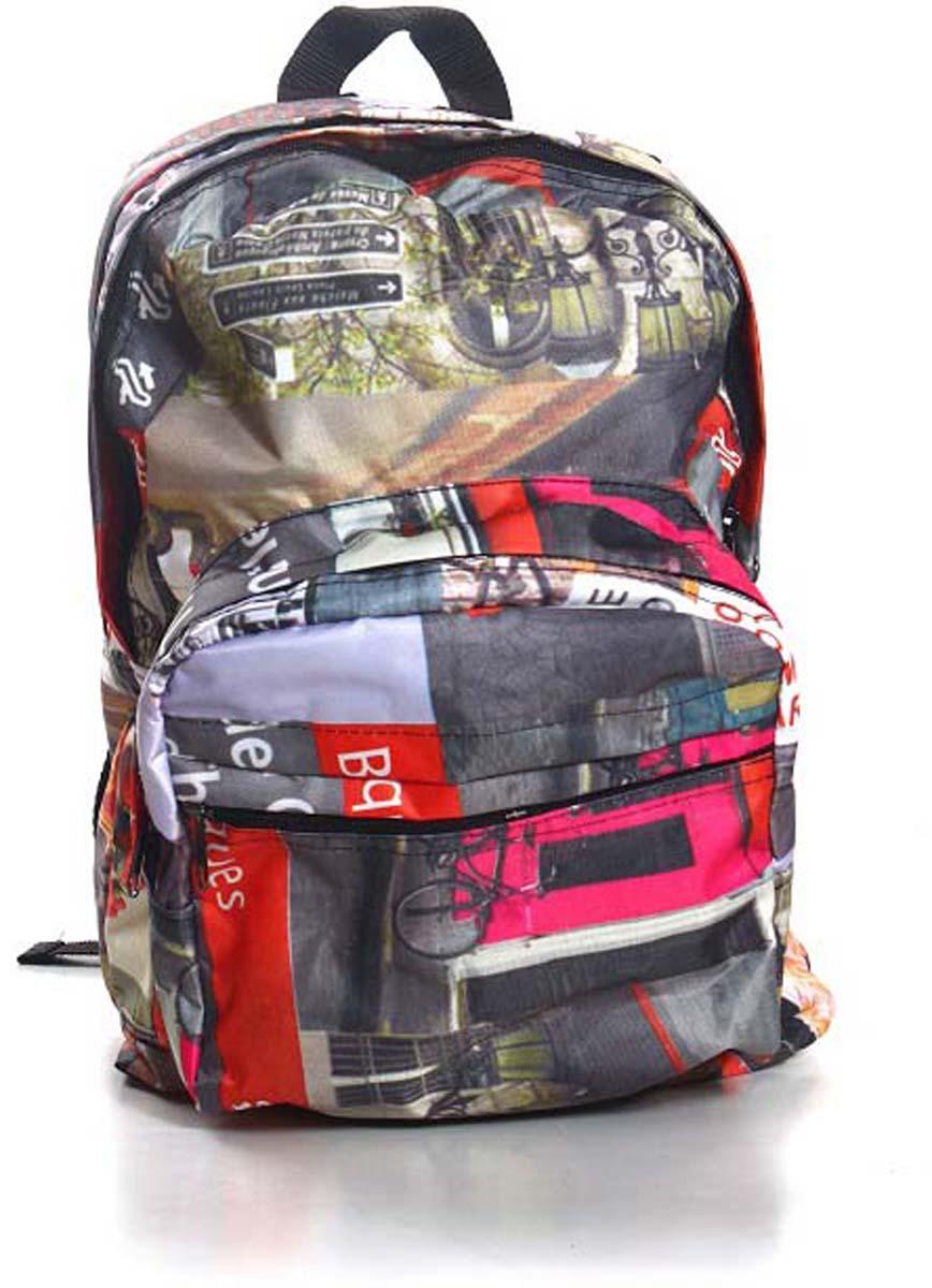 Рюкзак городской Ibag Круассаны, цвет: оранжевый, 18 л182 круассаныЯркий и стильный рюкзак Ibag, выполненный из ткани оксфорд и ПВХ, это отличное решение для города. Рюкзак имеет два вместительных отделения и два наружных кармана на молнии. Оснащен удобной ручкой для переноски и лямками, которые регулируются по размеру.
