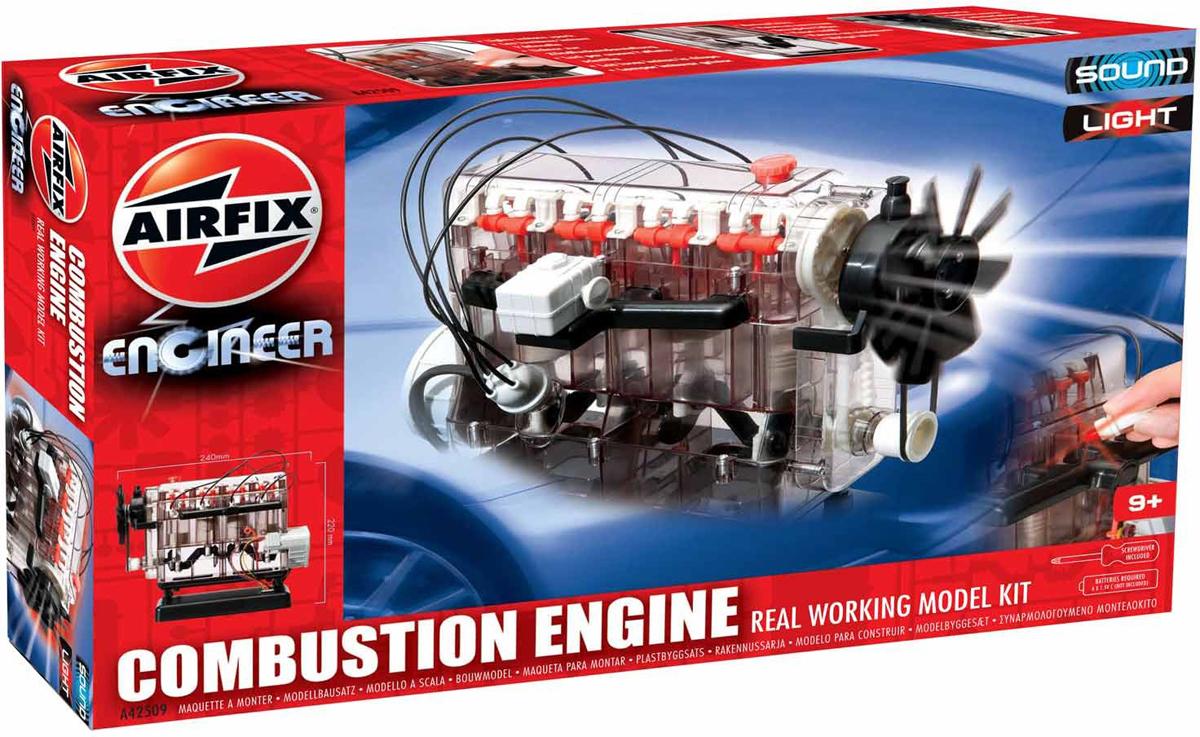 Airfix Двигатель внутреннего сгорания 12 цилендровый двигатель татра цена