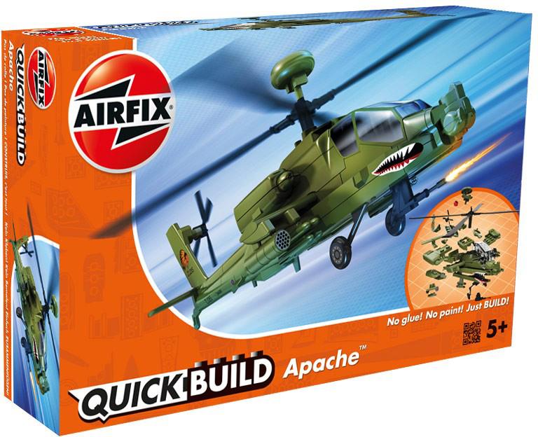 Airfix Конструктор QUICK BUILD Apache