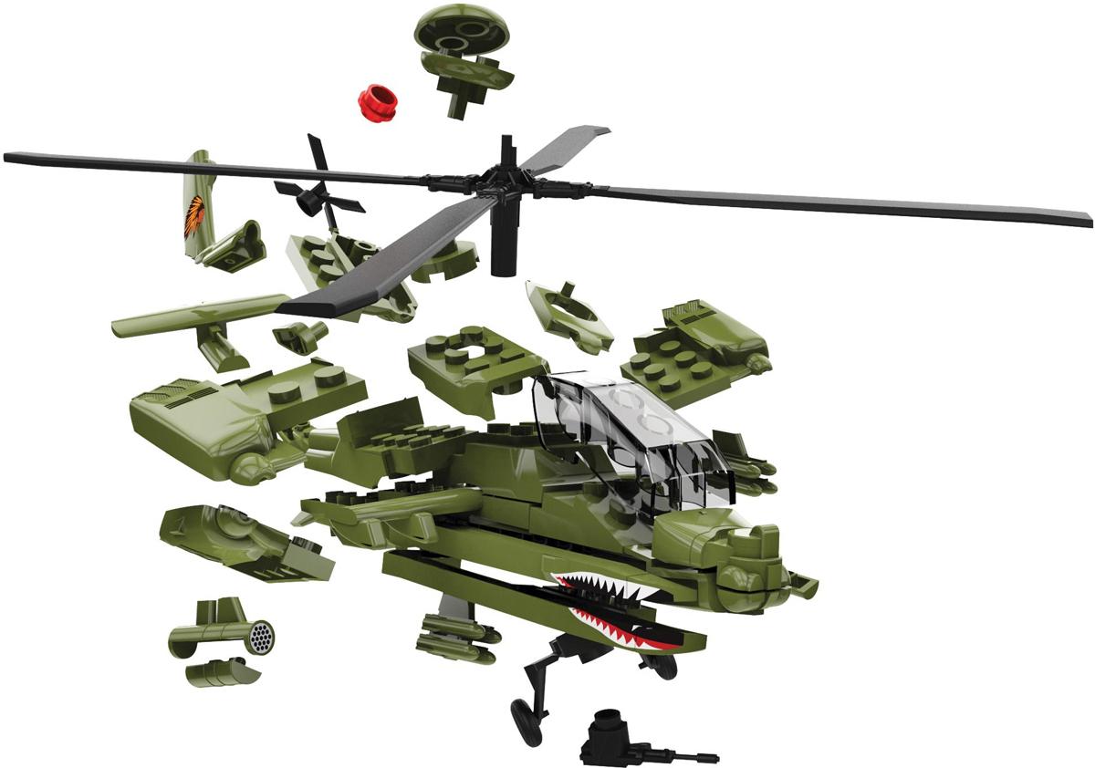 AirfixКонструктор QUICK BUILD Apache Airfix