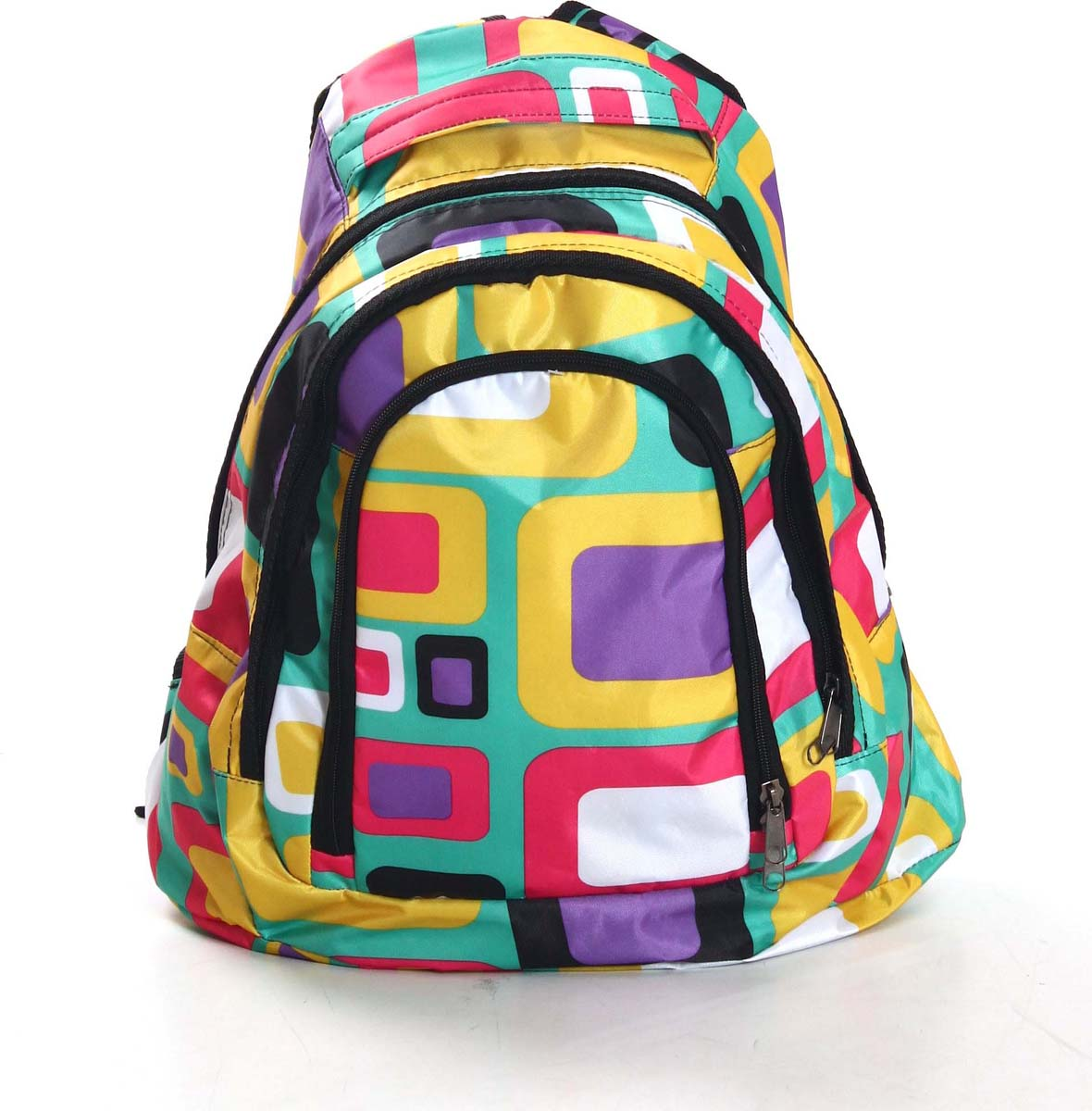 Рюкзак городской Графика, цвет: желтый, 25 л251 графикаМолодежный рюкзак среднего размера. Стильный дизайн и хорошее качество. Рюкзак имеет два больших отделения на молнии и одно маленькое, так же на молнии. Есть удобная ручка для переноски.