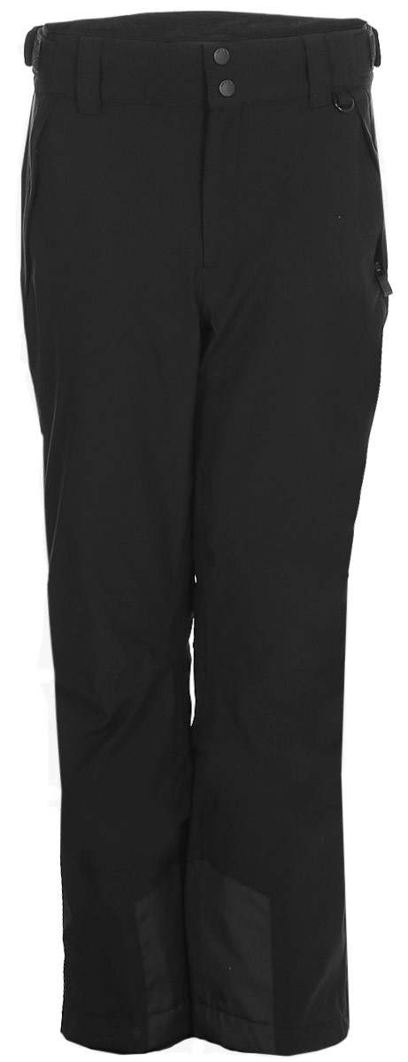 Брюки утепленные мужские Luhta, цвет: черный. 838803839LV_990. Размер 50 брюки утепленные luhta luhta lu692egxnj34