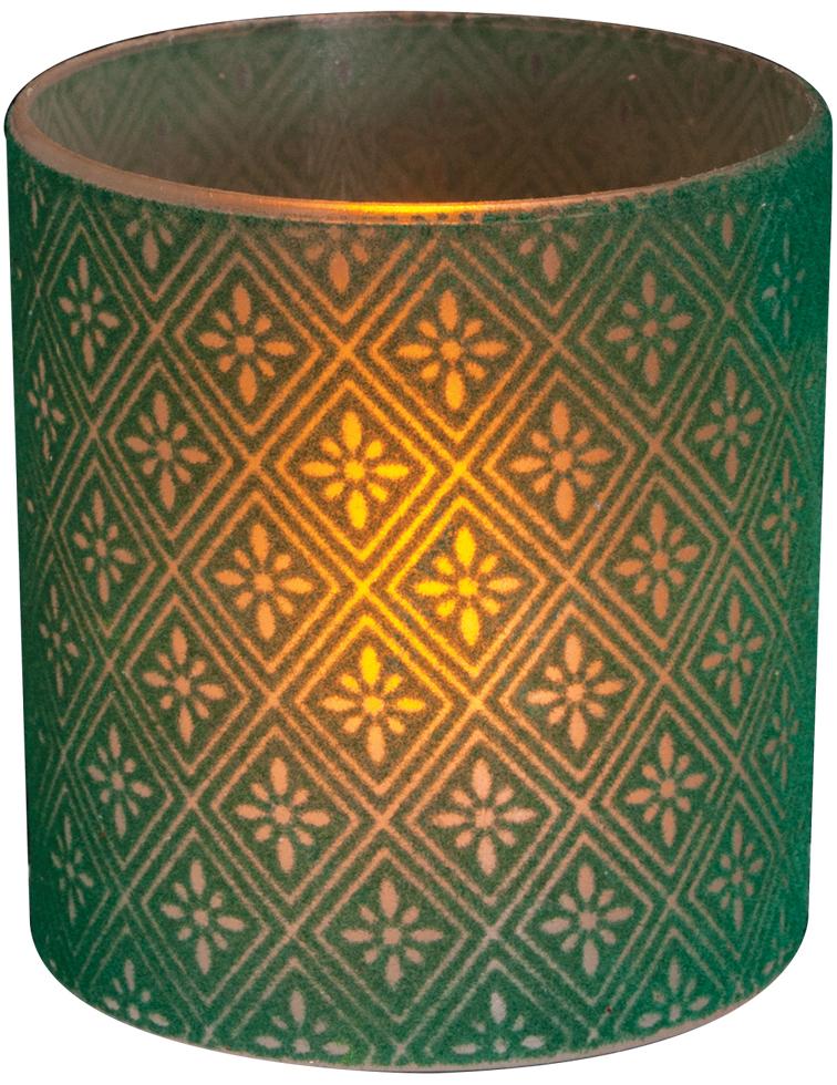 Сувенир новогодний Erich Krause Лампада новогодняя, 6 х 5,5 см. 3687936879Небольшая лампада освещает пространство мягким мерцающим светом. Работает от батарейки, переключатель находится на дне изделия. Упаковка - полибэг.