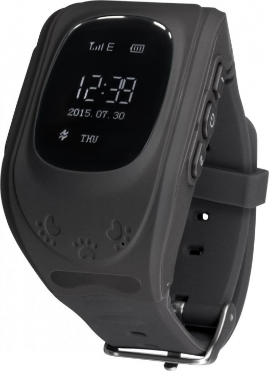 Кнопка Жизни K911, Black умные часы для детей9110105Часы-телефон Кнопка жизни К911 имеют встроенный GPS. Как это работает и какие возможности дает? Управление функцией GPSосуществляется посредством приложения доступного на AppStore и PlayMarket. Интуитивно понятный интерфейс приложения максимальноупрощает настройку и открывает богатые функциональные возможности. Определение местоположенияДает возможность в режиме реального времени следить за перемещениями ребенка на электронных картах (Google). Вы получаете полнуюинформацию о том, где находится и как перемещается ваш ребенок в любой момент времени. Гео-зоныВозможность установить желаемую безопасную зону, например район школы, двора. При выходе ребенка за границы гео-зоны вы получаетеуведомление и можете перезвонить и уточнить причину и ситуацию.История перемещенийЗапись и хранение истории перемещения ребенка (все точки на карте, дата и точное время). При желании ее можно просмотреть каквидеоролик. Можете узнать продолжительность прогулки, подсчитать кол-во шагов, кол-во затраченных калорий, даже узнать качество сна имногое другое. Датчик снятия с рукиЧасы всегда на руке - вы всегда на связи. При снятии GPS часов с руки вы получаете текстовое уведомление. Часы К911 имеют GSM-модуль, который позволяет использовать устройство как сотовый телефон. Вы можете установить сим-карту любогооператора сотовой связи. Для общение гаджет получил динамик и микрофон.ТелефонПомимо возможности принимать входящие звонки ребенок может сам вызвать абонента, например маму или папу. Вы можетеразрешать/запрещать номерам звонить на часы, например внести в список разрешенных звонков только номера телефонов близких иродных.Кнопка SOSЧасы оснащены кнопкой SOS. Ребенок может воспользоваться ей, чтобы сообщить вам, что он в опасности. Одно нажатие и вам придетоповещение. Вы сможете вовремя оградить своего ребенка от опасности. СообщенияВозможность передавать друг другу короткие голосовые сообщения через интернет, отправлять ребенку сообщения-напо