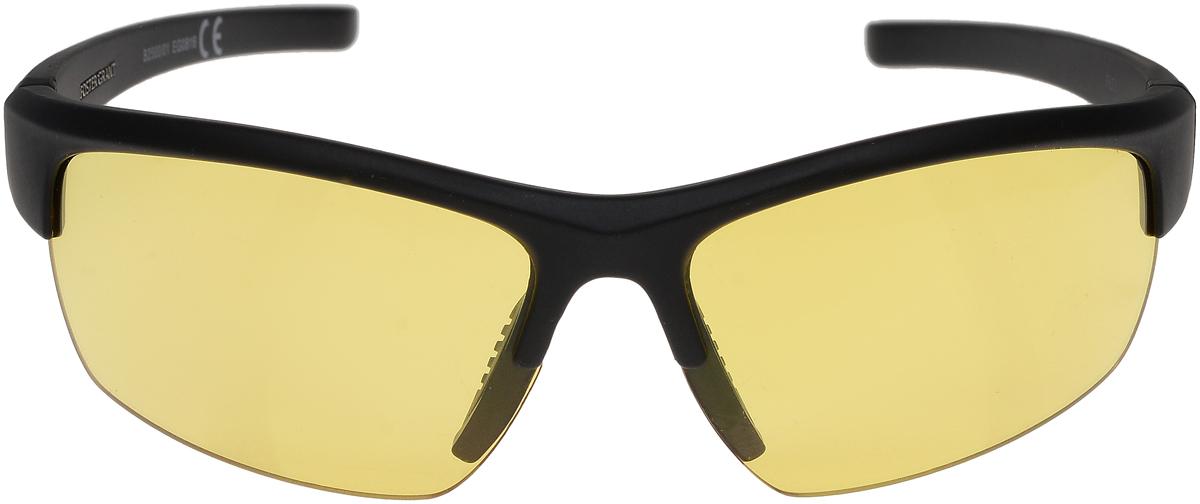 Очки водительские мужские Night Drivers, цвет: черный. B2560/01T