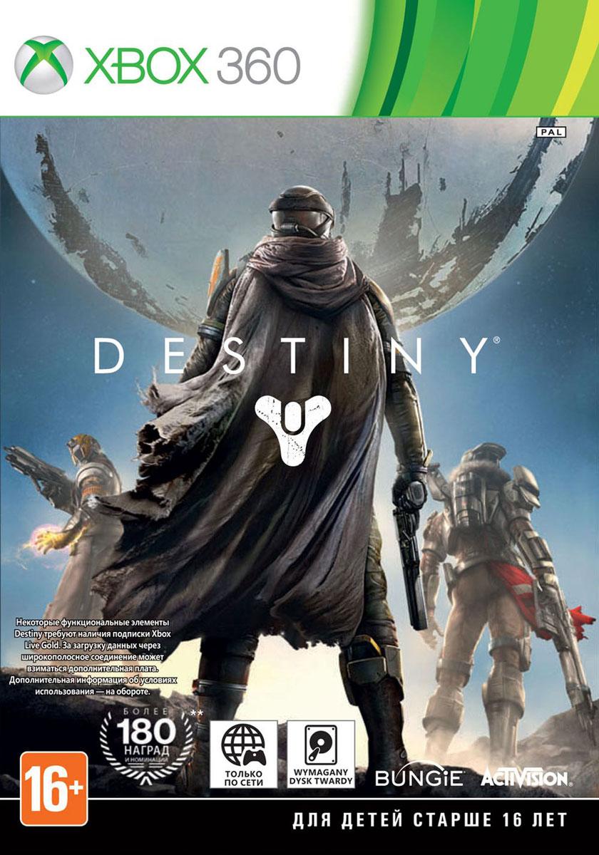 Destiny (Xbox 360) купить игры лицензионные на xbox 360