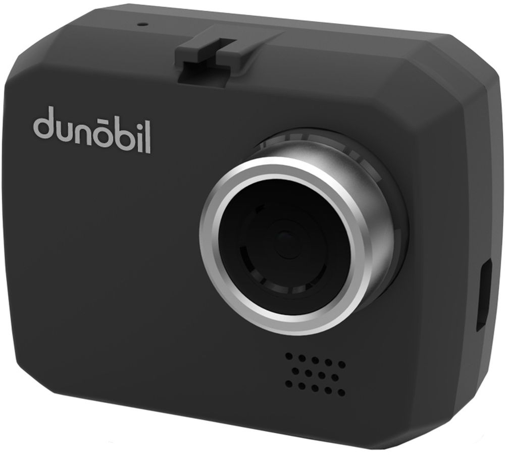 Dunobil Nano, Black видеорегистратор dunobil shadow black видеорегистратор
