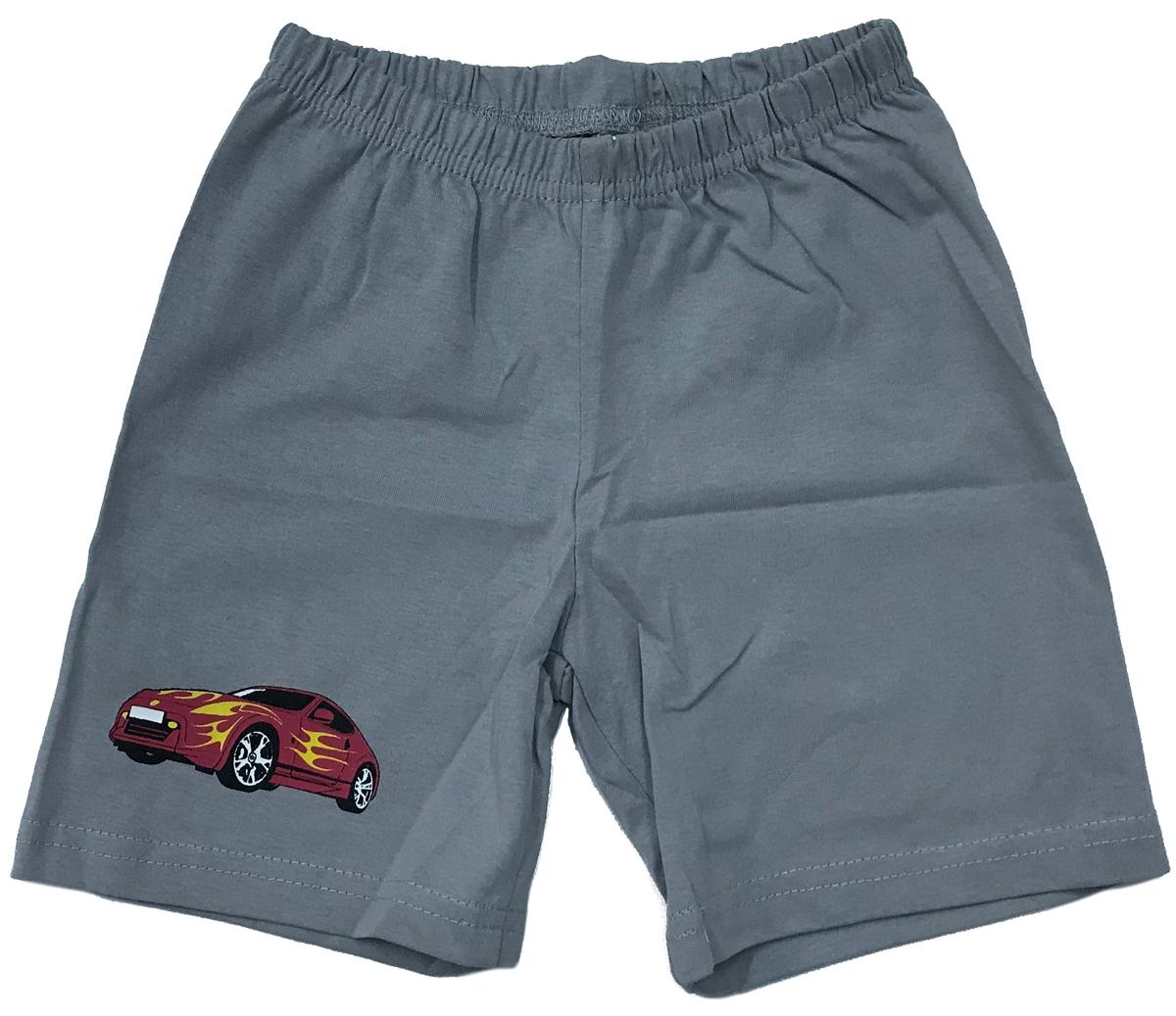 Шорты для мальчика Arge Fashion, цвет: серый. УЗТ-ШМ-001-4. Размер 98УЗТ-ШМ-001-4