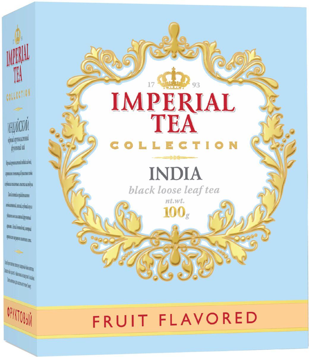 Императорский чай Collection Фруктовый, 100 г гринфилд чай фруктовый