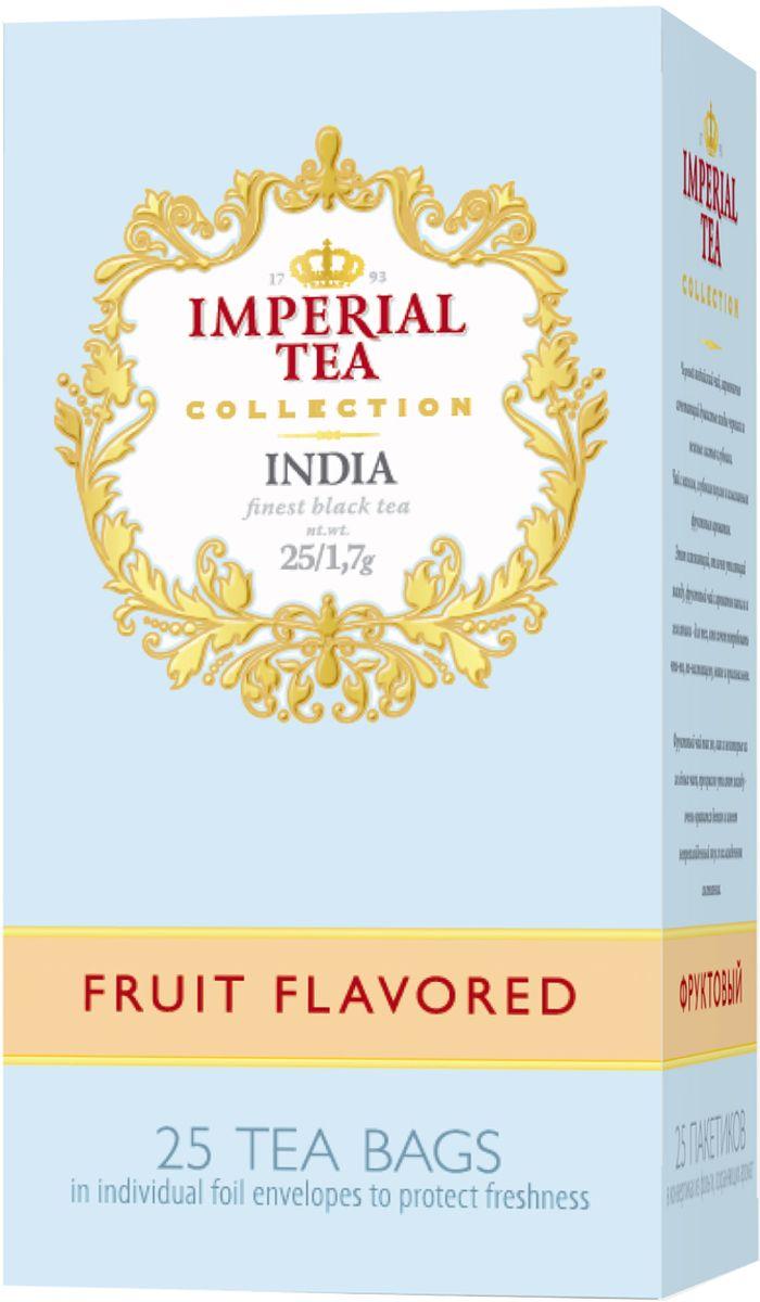 Императорский чай Collection Фруктовый, 25 шт гринфилд чай фруктовый