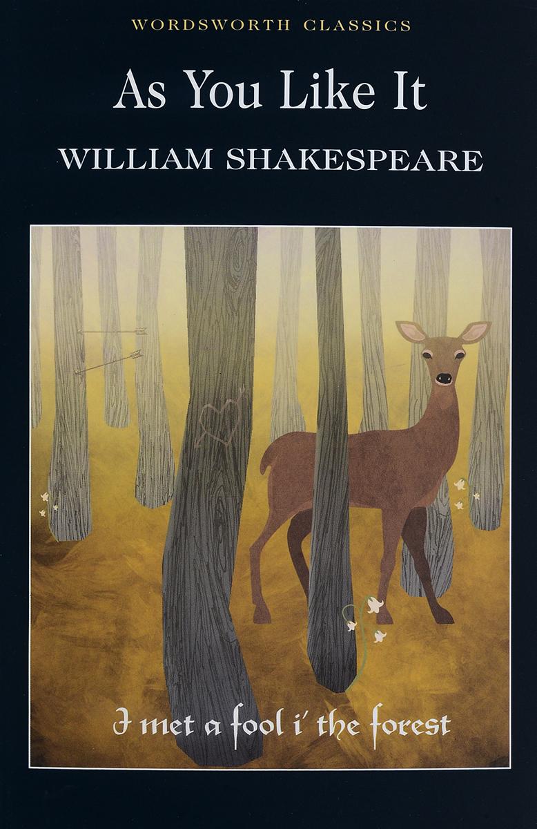 As You Like It shakespeare w the merchant of venice книга для чтения