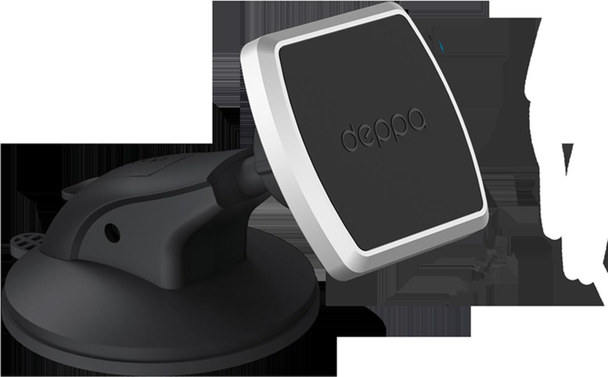 Deppa Mage One, Black автомобильный держатель для смартфонов - Автомобильные держатели