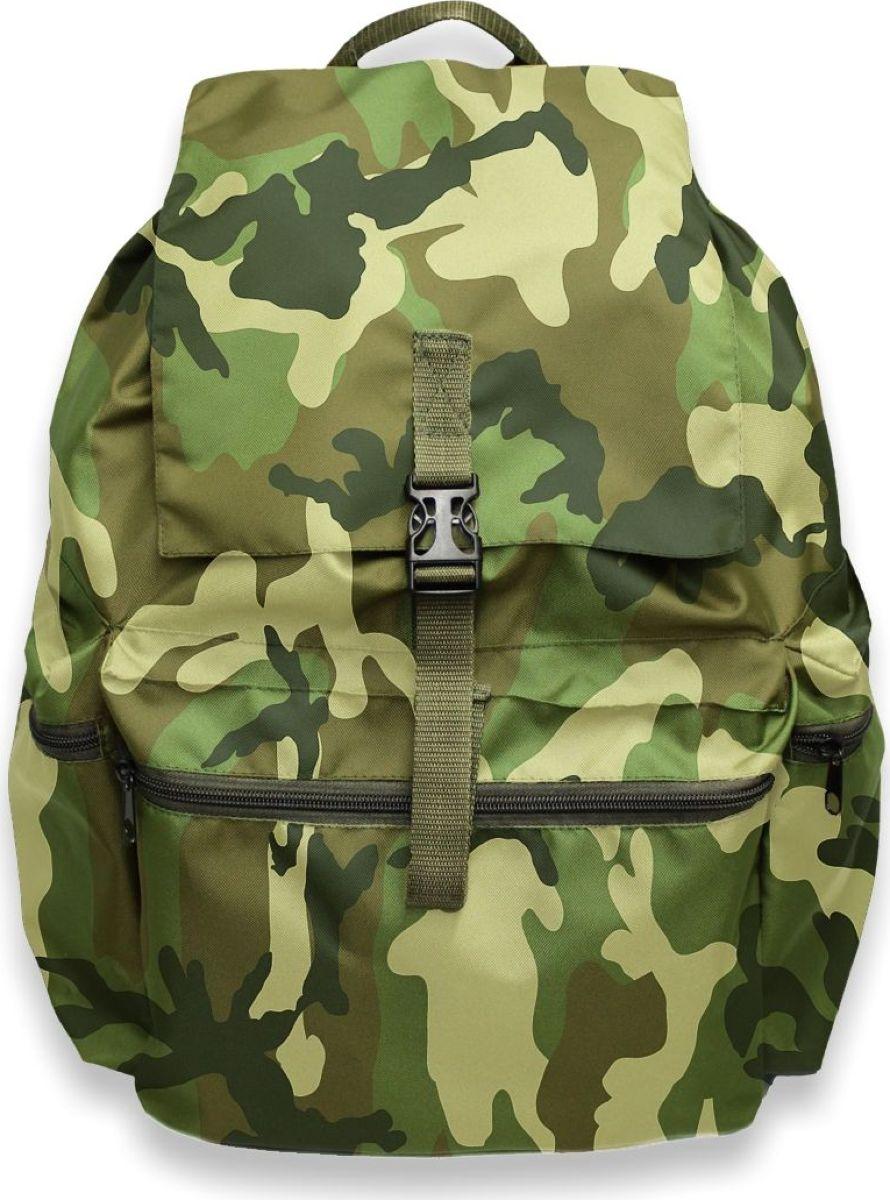 Рюкзак туристический  Tplus , цвет: нато, 45 л - Туристические рюкзаки