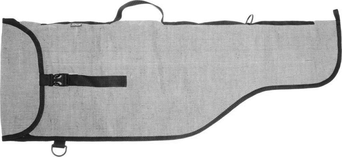 Чехол оружейный Tplus 240 СКС 90, цвет: серый