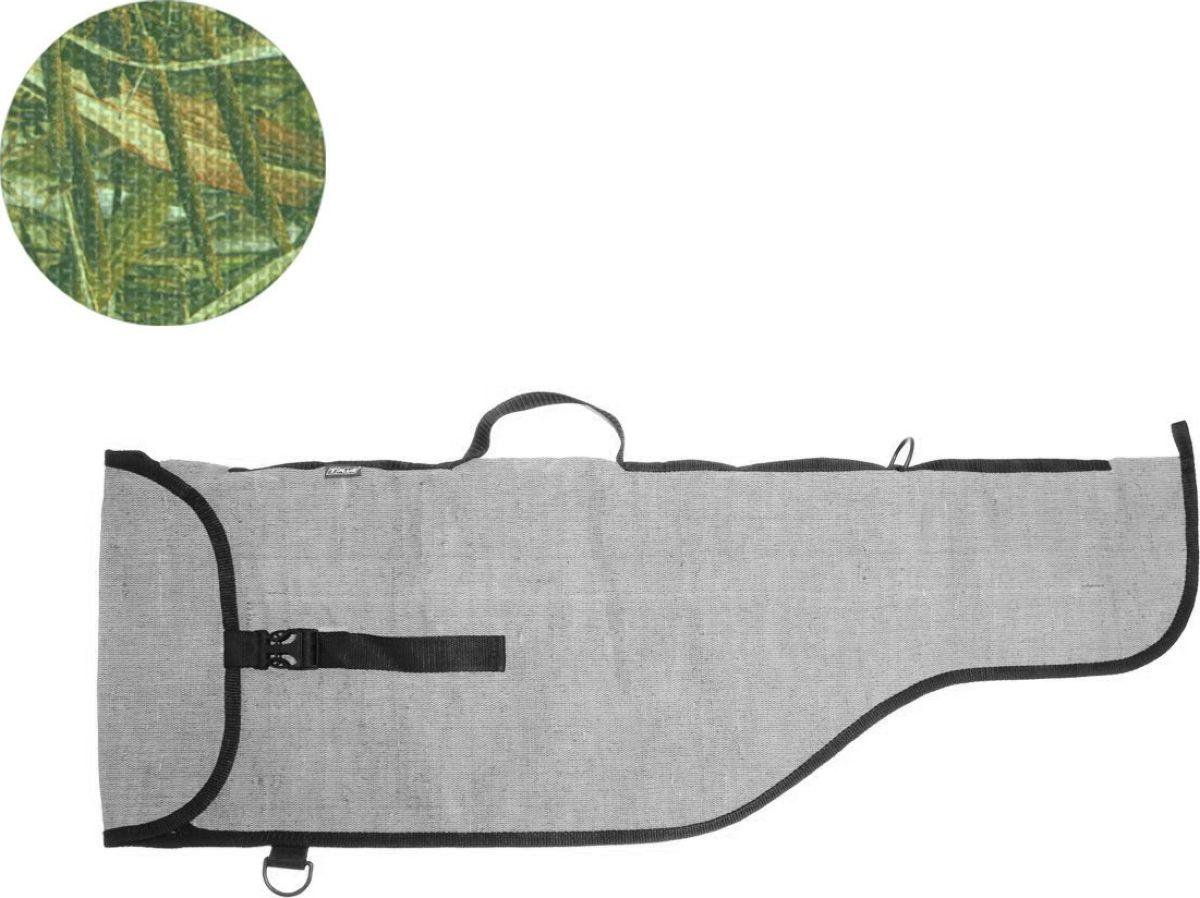 Чехол оружейный Tplus 240 СКС 90, цвет: тростникT009664Предназначен для хранения и транспортировки оружия. Чехол имеет одно отделение, выполнен из прочной ткани, которая не промокает, не истирается и легко очищается от загрязнения.Длина чехла: 90 см.Материал: оксфорд 240.