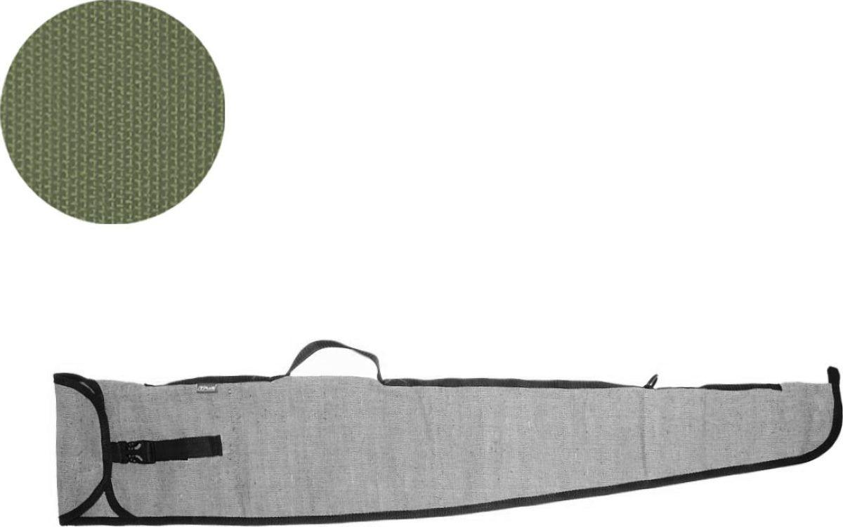 Чехол оружейный Tplus 110, цвет: оливаT009921Предназначен для хранения и транспортировки оружия. Чехол имеет одно отделение, выполнен из прочной ткани, которая не промокает, не истирается и легко очищается от загрязнения.