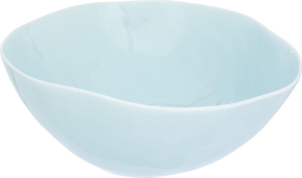 Салатник Elan Gallery, цвет: мятный, 2 л760046Великолепный салатник объемом 2000 мл идеален для сервировки салатов. Компактный вместительный салатник станет украшением для Ваших блюд. Изделие имеет подарочную упаковку, идеальный выбор для подарка.