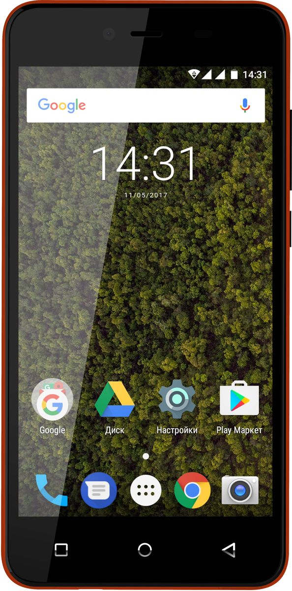 Highscreen Easy Power Pro, Red highscreen power five pro купить в москве