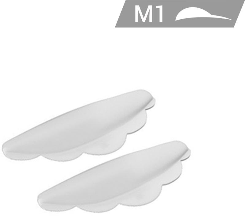 Sexy Lashes Валики силиконовые М1, 1 параSC-000461 пара многоразовых подушечек для биозавивки ресниц размера М1 из 100% медицинского силикона.