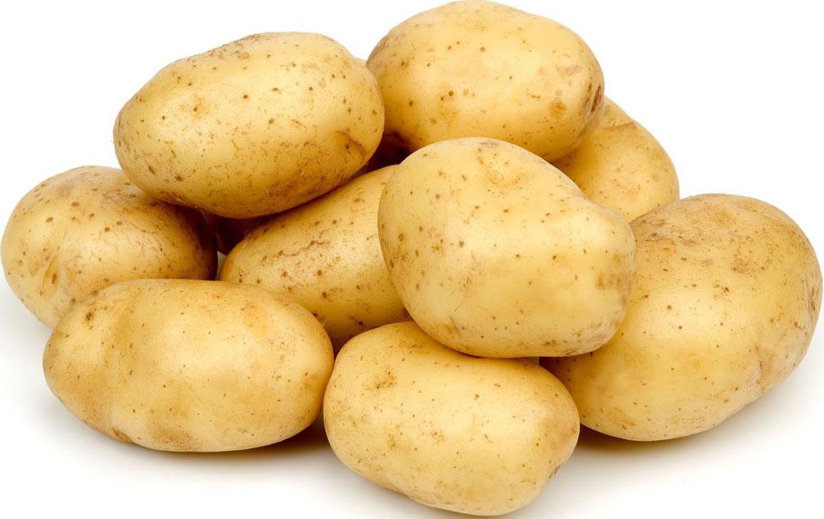 Картофель молодой, 2,5 кг