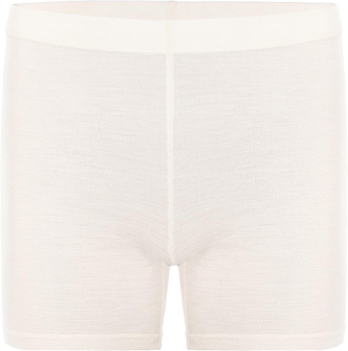 Термобелье шорты женские Dr. Wool, цвет: бежевый. DWUL 207. Размер 48/50DWUL 207Шорты Dr. Wool выполнены из мериносовой шерсти. Модель не стесняет движения, не нарушая вашего комфорта. Плотное облегание женского термобелья позволяет носить его под другой одеждой в качестве первого слоя, не натирая при этом кожу. Благодаря специальной структуре волокна осуществляется защита тела от переохлаждения и перегрева. Это же позволяет нейтрализовать неприятный запах и испарять влагу. Мягкие швы, манжеты и резинка не доставляют дискомфорта.