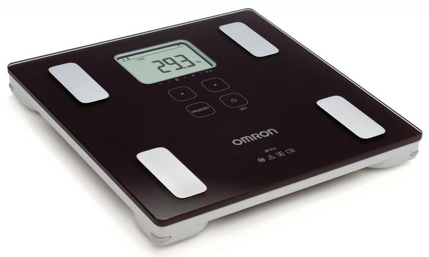 Omron BF214 Весы-жироанализатор монитор состава тела omron bf214 hbf 214 ebw