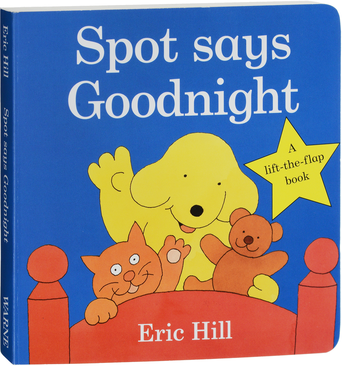 Spot Says Goodnight little owl says goodnight slide and seek board bk