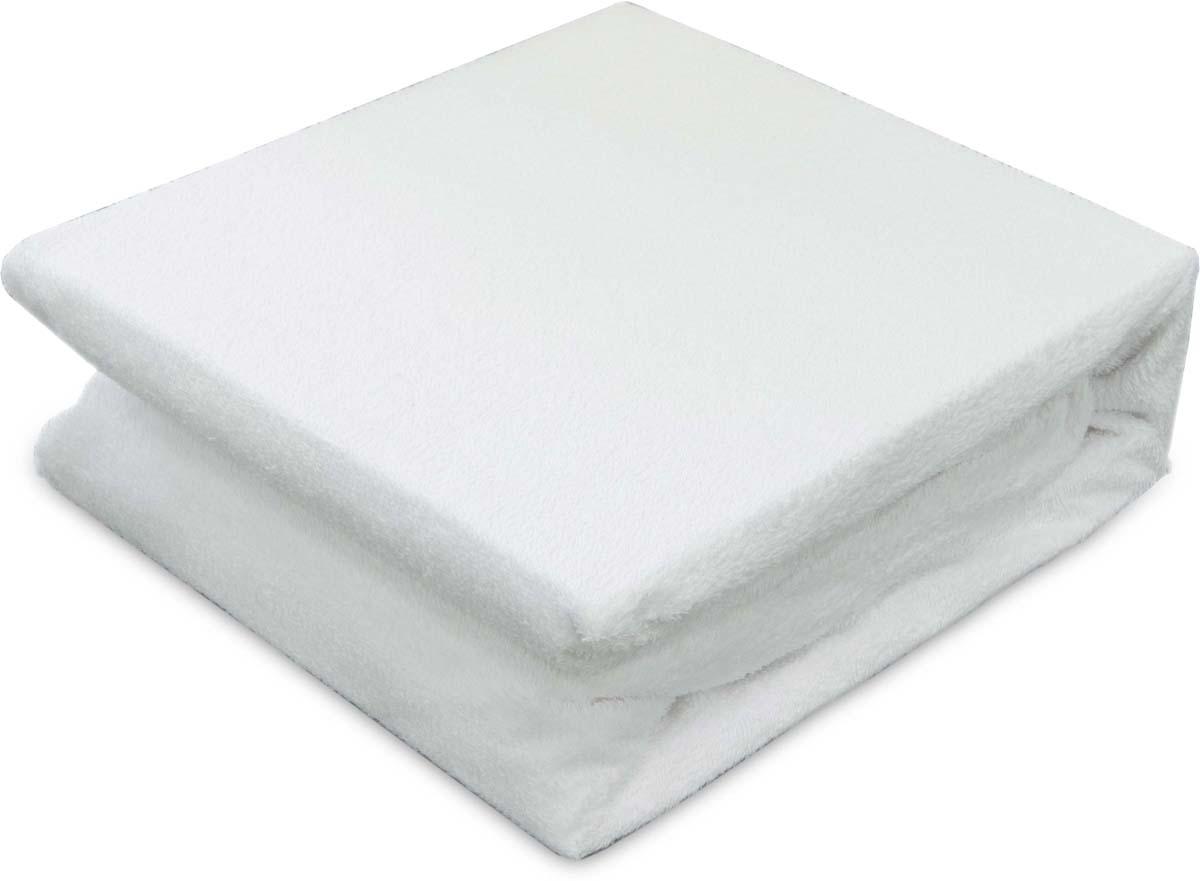 Чехол Revery, на матрас 120 х 60 Cotton Terry, цвет: белыйCHP.120*060.COTTERRYМахровый и приятный на ощупь чехол надежно фиксируется резинкой по периметру матраса. Постельное белье на таком чехле не скользит и не сбивается во время сна. Чехол непромокаемый.
