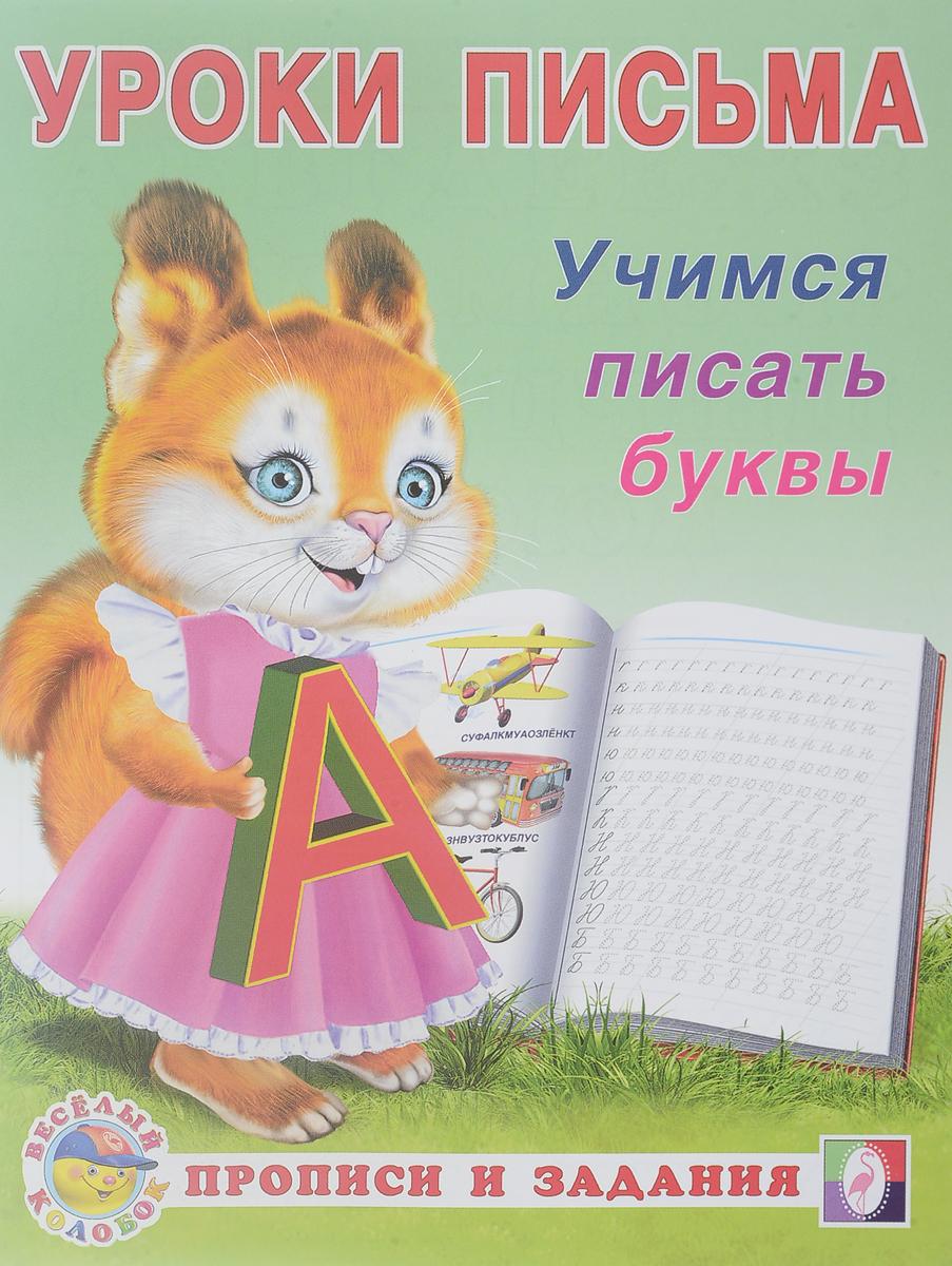 Ю. Зверькова Уроки письма. Учимся писать буквы первые уроки письма прописи