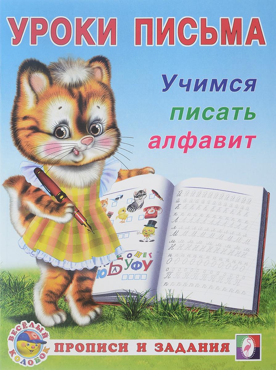 Ю. В. Зверькова Уроки письма. Учимся писать алфавит первые уроки письма прописи