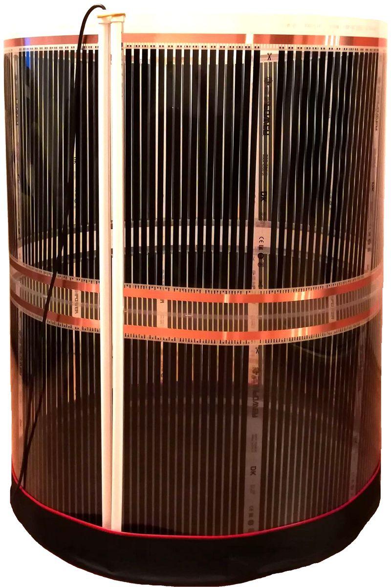 Инфракрасная мини сауна BalioBL1352Сауна изготовлена из высококачественной инфракрасной плёнки южнокорейского производства. Она компактна, удобна в использовании, особенно в малогабаритной квартире (после использования можно убрать в коробку). Принципиальным отличием инфракрасной сауны от обычной является то, что благодаря инфракрасному излучению тело прогревается напрямую. То есть инфракрасные лучи проникают сразу в тело человека, минуя этап нагревания воздуха, причем на большую глубину (до 4 см). В результате происходит интенсивное прогревание тканей и органов, активация обмена веществ, ускорение тока крови и лимфы, усиленное потоотделение. Инфракрасные лучи также способны лечить многие заболевания, о чём свидетельствуют врачи и учёные в многочисленных публикациях, находящихся в свободном доступе. Характеристики: - мощность - 550 Вт, - температура в сауне - до 45°С, - максимальная температура на поверхности плёнки - 55°С, - работает от сети 220 В. Рекомендуемая продолжительность сеанса - от 15 до 30 минут. Перед использованием сауны желательно проконсультироваться с врачом.